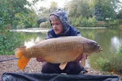 MATT AND DANNY BIRCH 24LB 10OZ GHOSTY